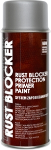 Rust Blocker RAL 9006 srebrny 400 ml