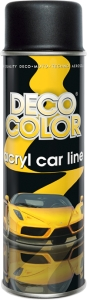 Acryl Car Line czarny mat 500 ml