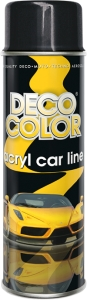 Acryl Car Line czarny poł 150 ml