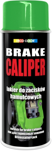 Brake Caliper zielony 400 ml